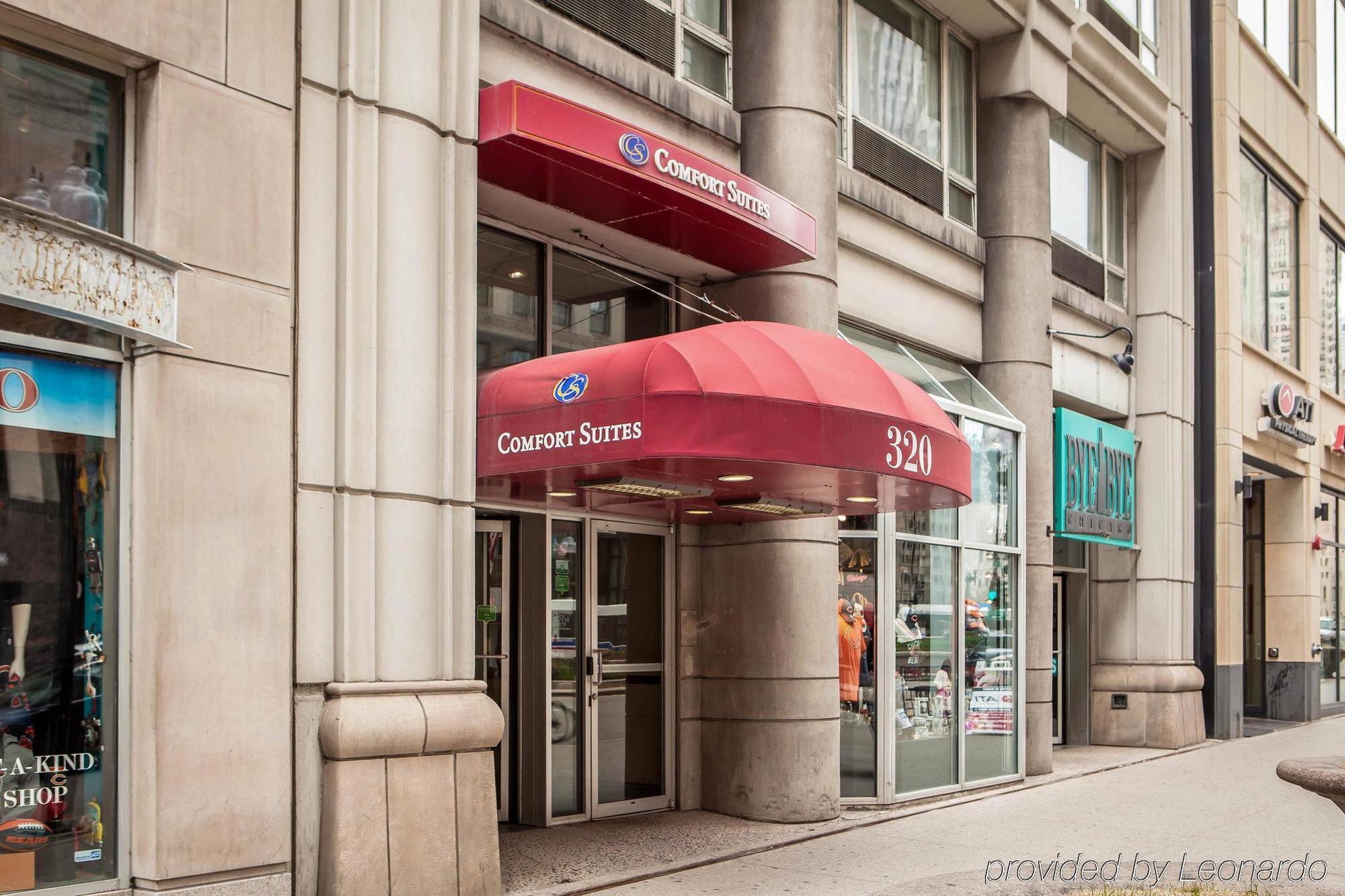 Comfort suites chicago, chicago ***